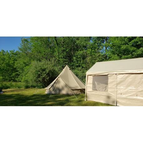 Old Fashioned Campsite